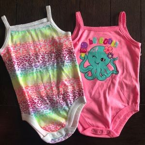 Other - Bundle of 2 new onesies